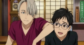 »Yuri!!! on Ice: Ice Adolescence« - Eiskunstlauf-Animefilm startet 2019