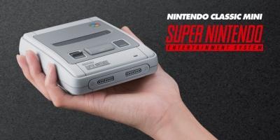 SNES Classic Mini: Zweite Retrokonsole angekündigt