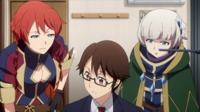 Re:Creators läuft bei Amazon im Simulcast