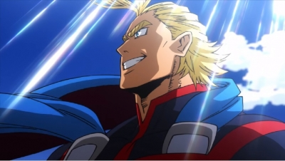Two Heroes - Kazé zeigt den Film zu »My Hero Academia« in den Anime Nights