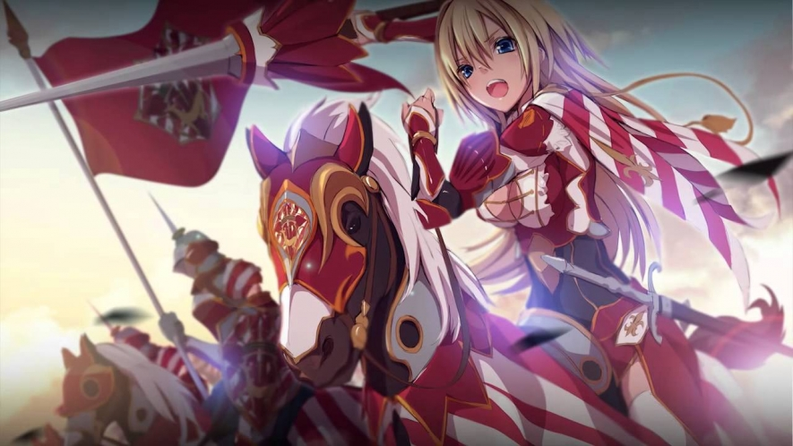 »Ulysses: Jeanne d'Arc and the Alchemy Knight« - Anime angekündigt