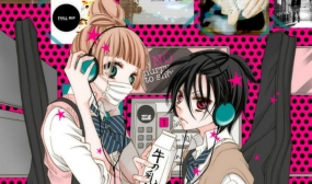 Nipponart bringt The Anonymous Noise im Simulcast