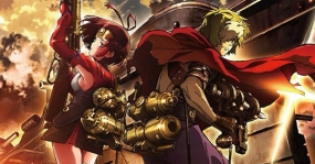 Kabaneri of the Iron Fortress rollt 2018 wieder an