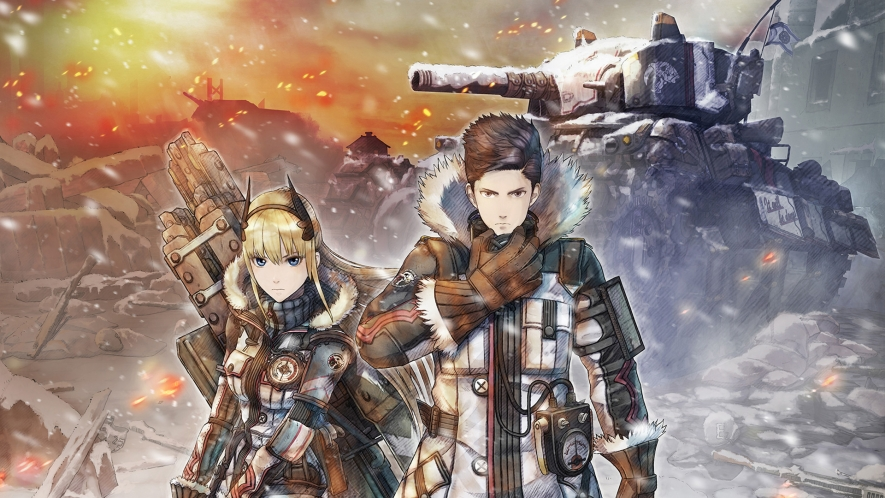 »Valkyria Chronicles 4: Eastern Front« für PS4, Switch und Xbox One angekündigt