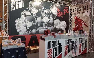 Interview - Manga Cult: »Gantz war eigentlich als Starttitel geplant« (AnimagiC 2018)