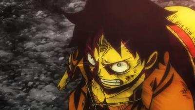 »One Piece Stampede« - Erster Trailer zeigt neue Szenen zum Animefilm