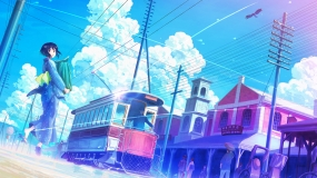 »20th Century Electricity Catalog« - Kyoto Animation kündigt Anime-Umsetzung an