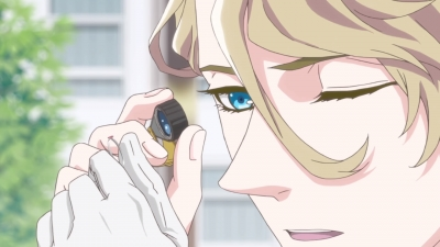 »The case file of Jeweler Richard« - Josei-Mystery-Anime startet am 9. Januar