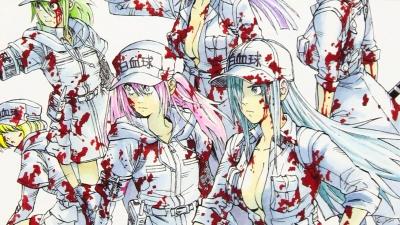 »Cells at Work!« - Manga über den menschlichen Körper endet diesen Monat