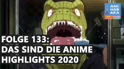 Shortcuts - Episode 133: Das sind unsere Top-Anime 2020 (mit Miki)