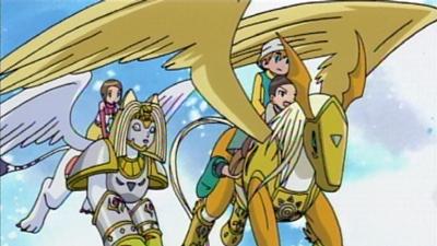 »Digimon Adventure 02« - Crunchyroll bietet Kindheitsklassiker auf Abruf an