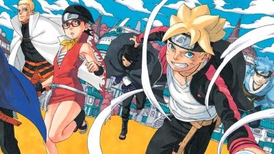 »Boruto« - Geschichte des Manga ab sofort aus Masashi Kishimotos Feder