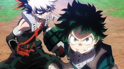 Ersteindruck - »My Hero Academia – The Movie: Heroes Rising« – Deku & Bakugo als unschlagbares Team