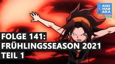 Shortcuts - Episode 141: Frühlingsseason 2021 - Teil 1