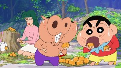 Ersteindruck - »Shin-chan: Crash! Königreich Kritzel und fast vier Helden« - Ein etwas anderer Road-Trip