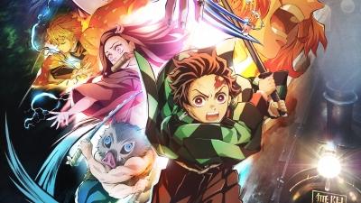 Crunchyroll & Wakanim kündigen »Demon Slayer: Mugen Train Arc« an
