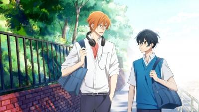 »Sasaki and Miyano« - Viele neue Details zum Boys-Love-Anime