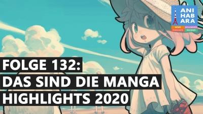 Shortcuts - Episode 132: Das sind die besten Manga 2020 (mit Speckolga & Diana)