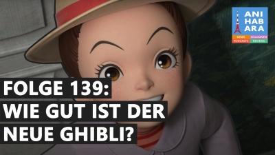 Shortcuts - Episode 139: Wie gut ist der neue Ghibli-Film? (mit Frau Fuchs)