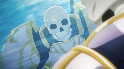 »Skeleton Knight in Another World« - Isekai-Light-Novel erhält Anime